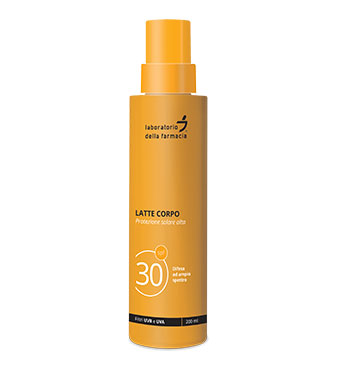 Latte Spray Corpo SPF 30